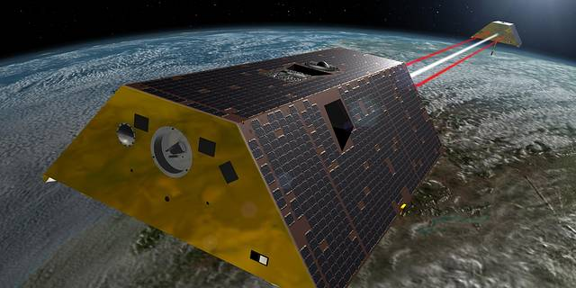 NASA's Gravity Recovery and Climate Experiment Follow-On (GRACE-FO) mission