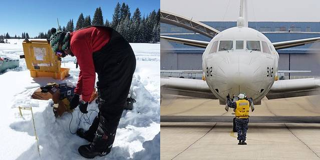 NASA Hosts Media Day for Colorado Study of Snow-bound ...