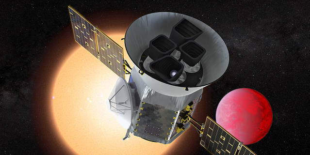 The Transiting Exoplanet Survey Satellite (TESS) is a NASA Explorer mission launching in 2018.