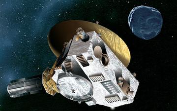 New Horizon ved Kuiper bælte asteroide