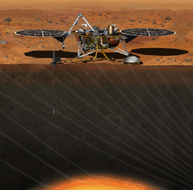 NASA's InSight Mission