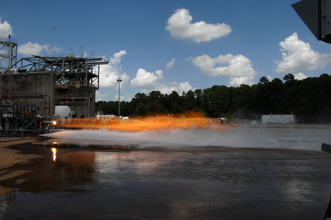 Testing Continues With More Complex 3-D Printed Rocket Components