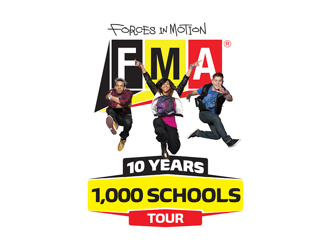 FMA Live! Celebrating a Decade of STEM Success