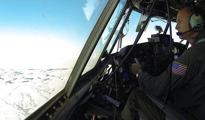 NASA's C-130 Hercules