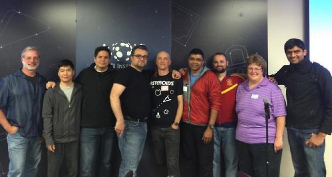 Team NOVA Took the Winning Hackathon Prize