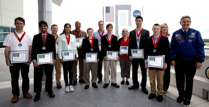Kennedy honors 2014 dupont essay challenge winners nasa