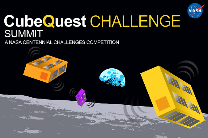 CubeQuest CHALLENGE Summit a NASA Centennial Challenges Competition