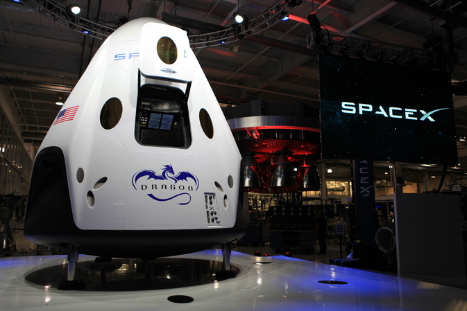 The SpaceX Dragon V2