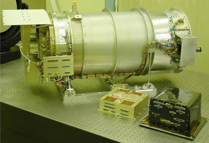 EPIC instrument views the entire sunlit face of the Earth from sunrise to sunset in 10 narrowband channels.