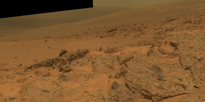 Nasa : Decade-Old Rover Adventure Continues on Mars and ...