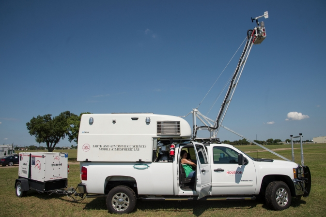 The University of Houston Mobile Lab