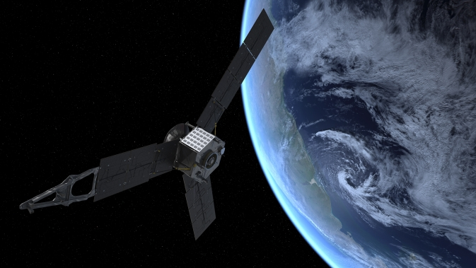 En vidéo : danse de la Terre et de la Lune vue par la sonde spatiale Juno