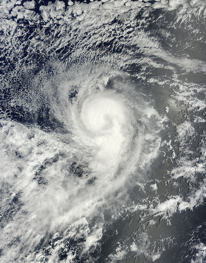 Tropical Storm Karina