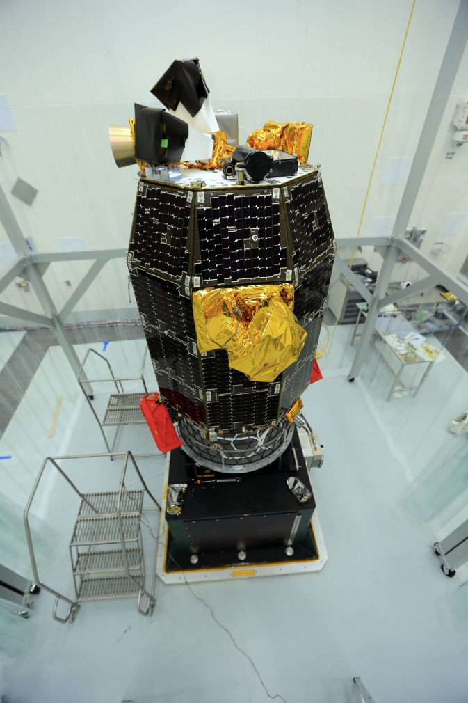 LADEE Project Manager Update: LADEE Journeys to its Launch ...