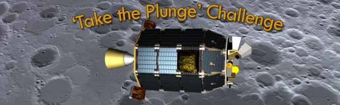 Take the Plunge LADEE Impact Challenge