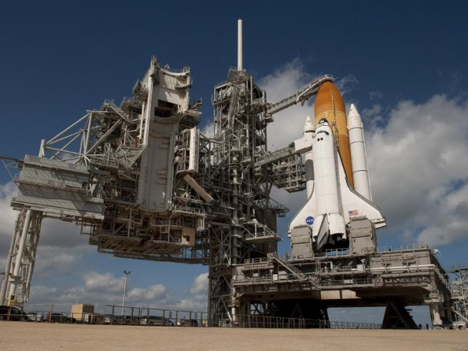 how many space shuttle missions were launched - photo #4