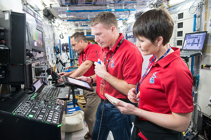 NASA Astronaut Terry Virts Available for Interviews before ...