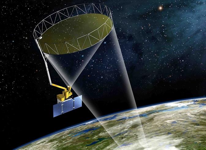 NASA's Soil Moisture Active Passive mission (SMAP)