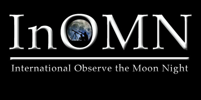 Observe the Moon Night logo