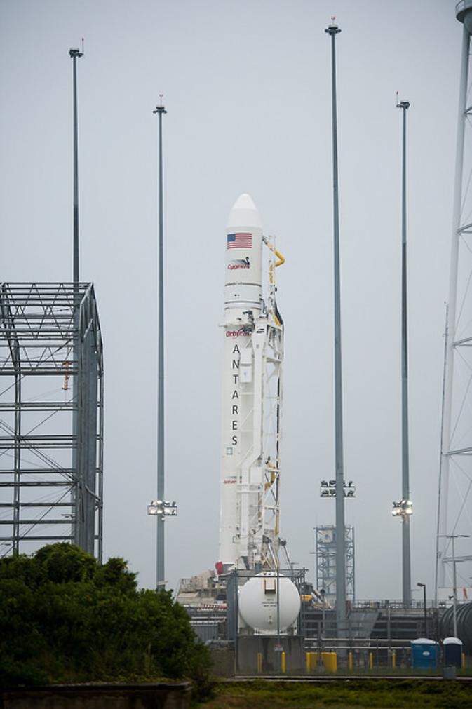 Orbital Sciences Corporation Antares rocket