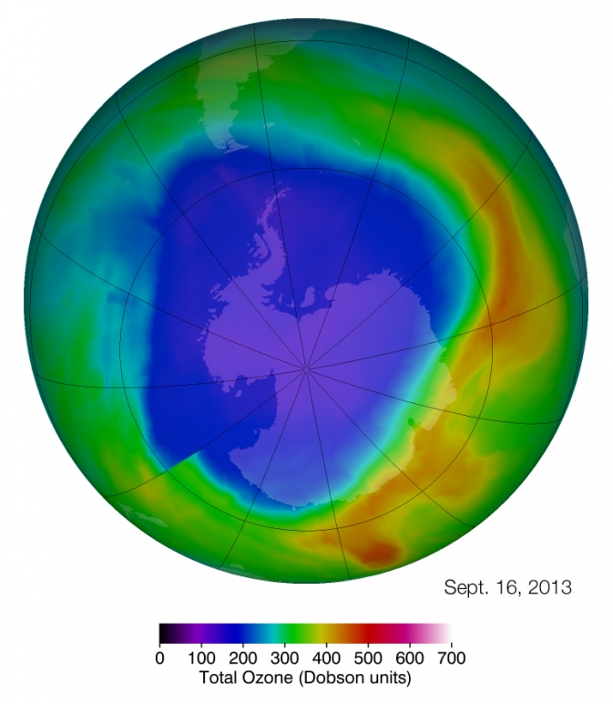 the ozone hole and petroleum release essay