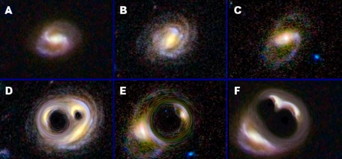 Warped galaxies
