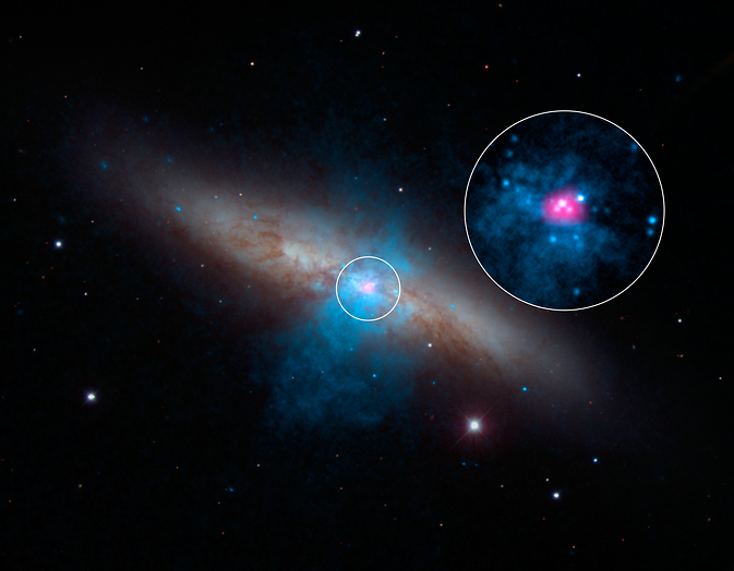 High-energy X-rays streaming from a rare and mighty pulsar