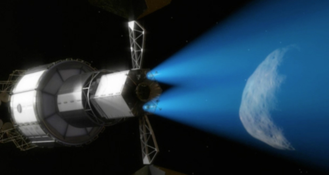 NASA's Asteroid Redirect Mission will test new capabilities to support future human missions to Mars, including Solar Electric Propulsion, which could be used to send cargo in advance of astronaut arrival.