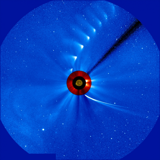 nasa ison images - photo #14