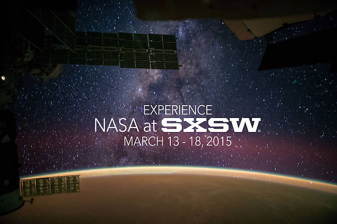 NASA at South by Southwest