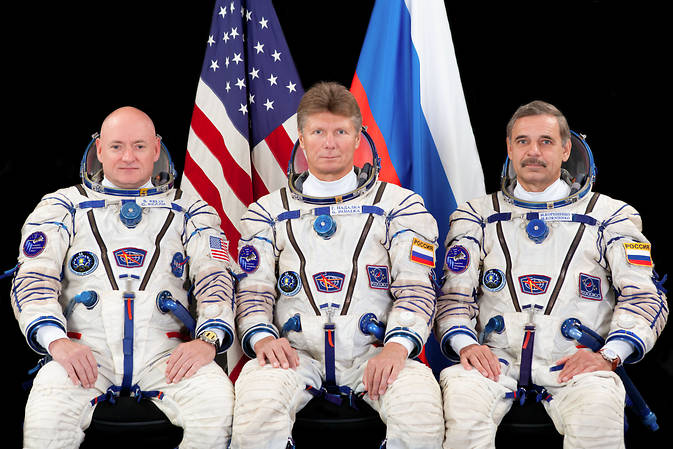 ISS One-Year Crew