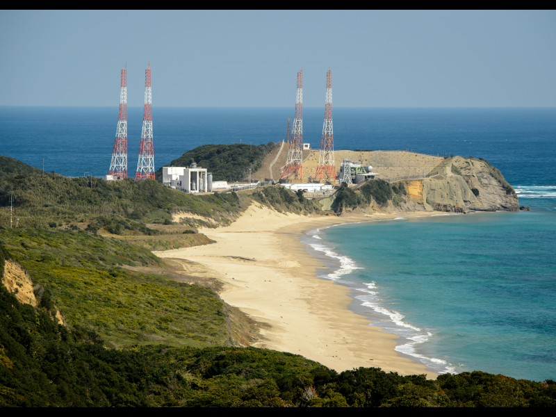 Global Precipitation Measurement Mission Launch Site | NASA
