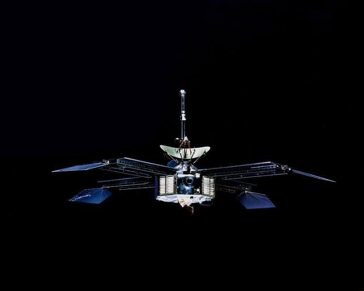 November 1964 - Mariner 4 Launched | NASA