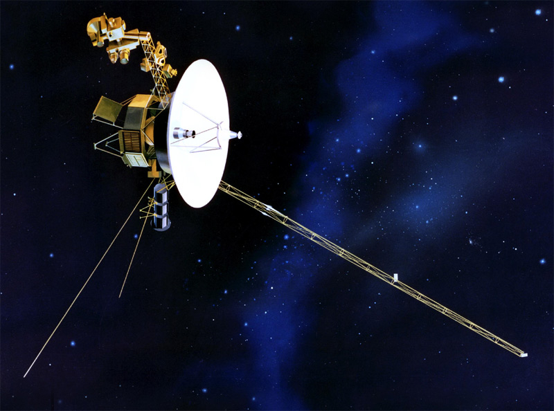 August /September 1977 - Voyager 1 and Voyager 2 Launched ...