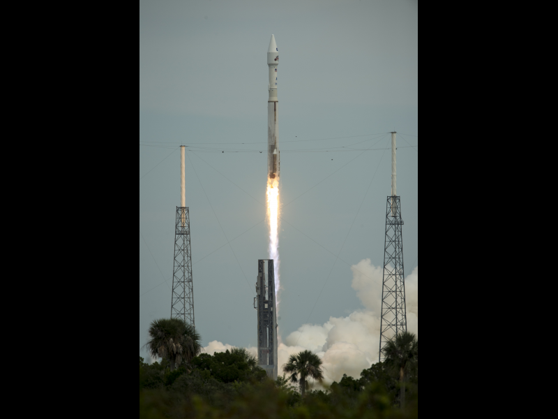 MAVEN Spacecraft Launches to Mars | NASA