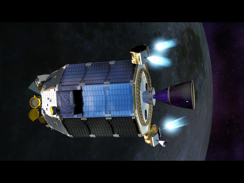 LADEE Project Manager Update: LADEE at the Moon | NASA