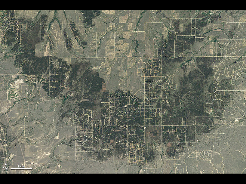 Building In Colorado S Fire Zone Part 2 Nasa