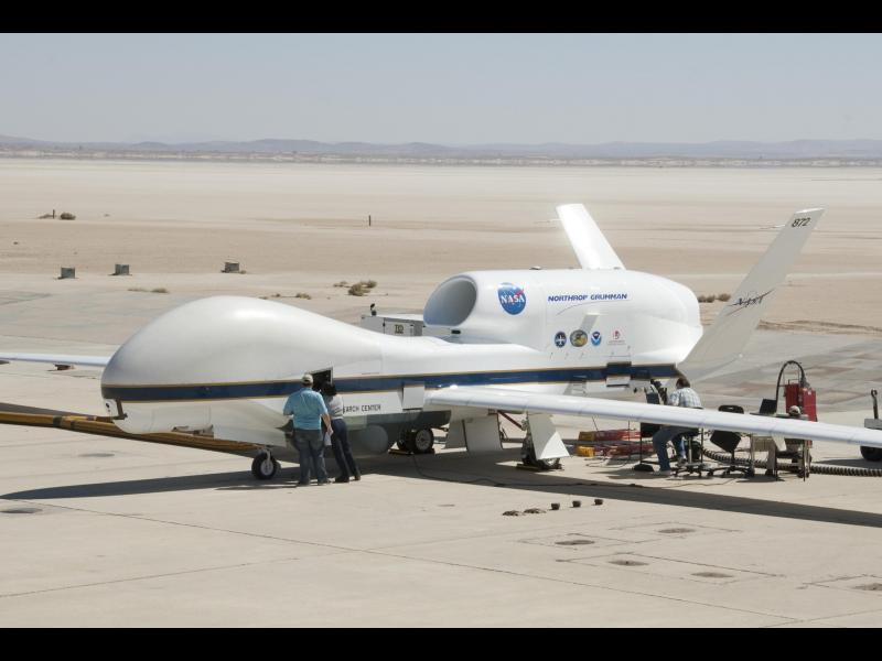 A dozen nasa airborne science campaigns in 2014 nasa for Nasa air study