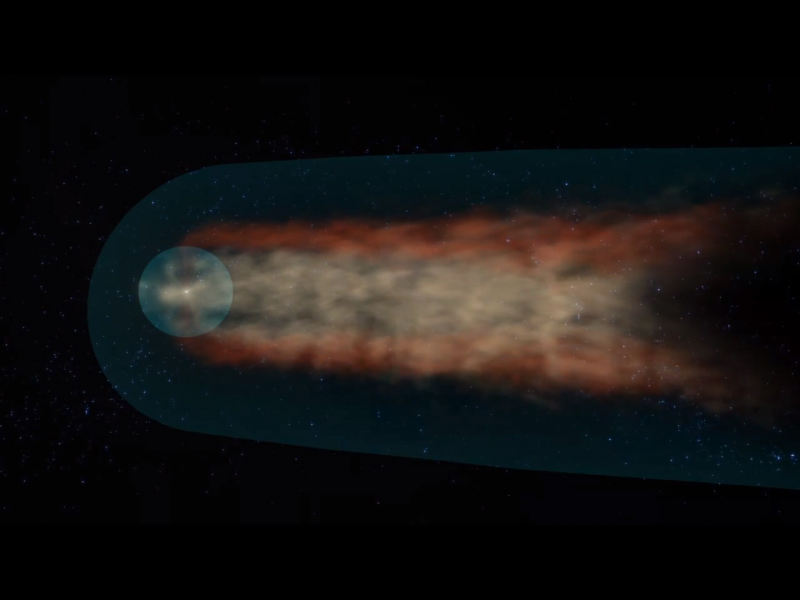 IBEX Provides First View Of the Solar System's Tail | NASA