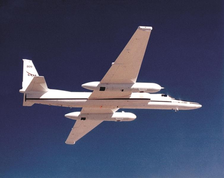 nasa high altitude aircraft - photo #16