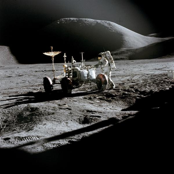 nasa apollo lunar rover - photo #6