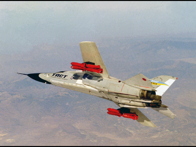 F-111A Transonic Aircraft Technology | NASA