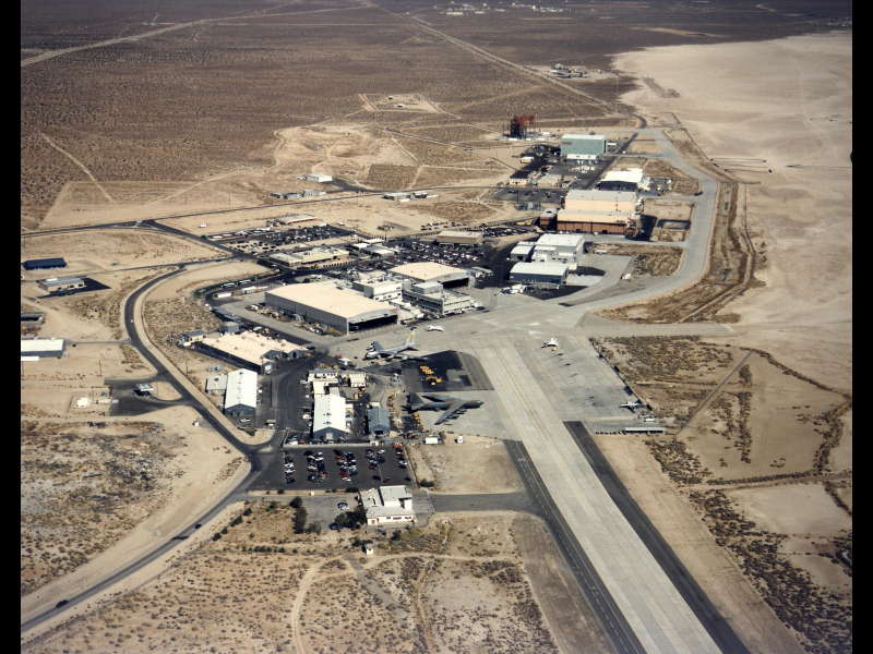 Aerial Photograph of NASA Dryden Flight Research Center | NASA