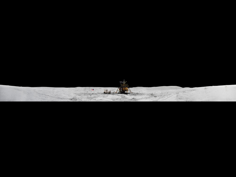 Apollo 16 Landing   NASA