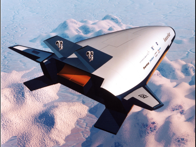 space shuttle x33 - photo #14