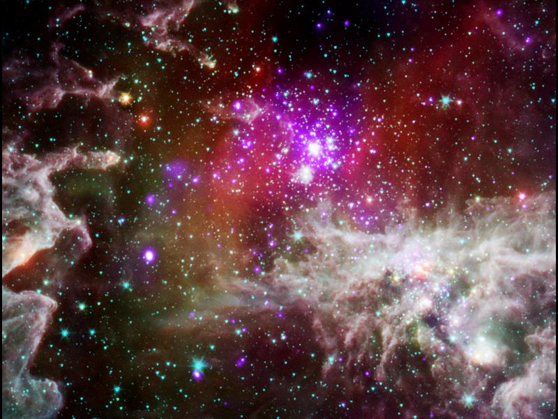 pacman nebula - photo #26