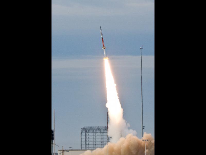 Wallops Sounding Rocket Launch