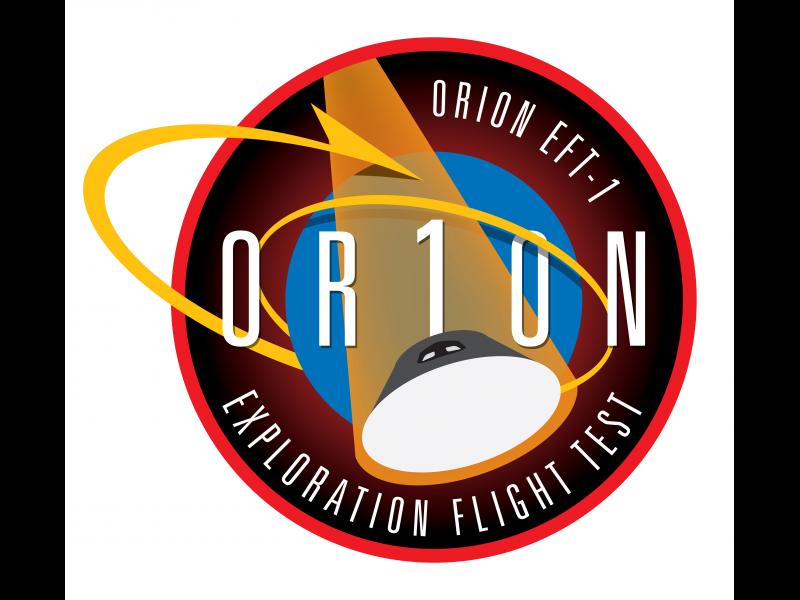 NASA Orion Insignia