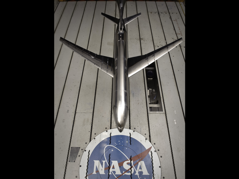 common research wind tunnel model nasa