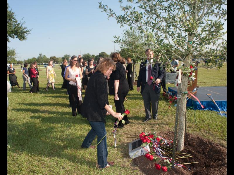 Sally Ride Memorial at Johnson Space Center | NASA